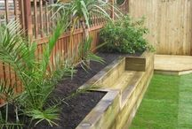 Railway Sleepers Inspiration