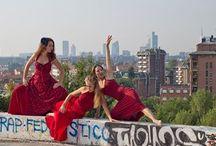 Danza in città con Metiss'Art / Danziamo per la città e scopriamo la bellezza nella vita quotidiana a Milano...