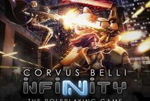 Infinity (RPG and Minis)