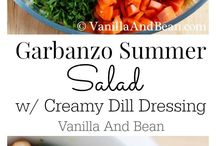 healthy salads for summer