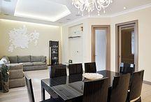 Living rooms / интерьеры гостиных | living rooms