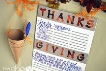 Teaching Thankfulness / by Grapevine Studies