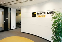 Tokyo Office / A great look at our office, located in Ebisu, about a 1-3 minute walk from the Yamanote or Hibiya lines.