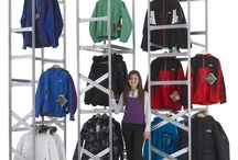 Supershelf Garment Hanging Bays