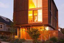 Architecture/home design / by Brandon Macier