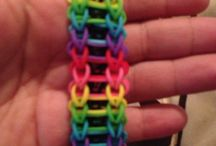 Rainbow Loom/Aquabead/Perler Bead