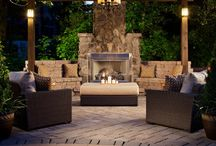 Patio/Backyard / Ideas and inspiration for patio and backyard decorating