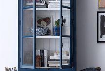 blue book cabinet