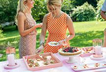 Stylish Summer Soireé / Host the best summertime get-togethers in Colorado with these ideas. Tips, tricks, and delicious recipes will turn you into the host everyone wants to be.