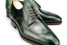 black shoe paint