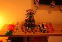 [Festa Real] Fiesta Mexicana - Aniversário / Decoração de uma festa de aniversário com tema mexicano