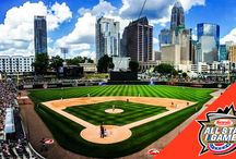 Charlotte Knights / We're excited to announce that we will title sponsor this year's Triple-A All-Star Game in Charlotte as part of a year-long agreement with the Charlotte Knights!