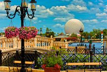 Epcot / My happy place is Epcot!