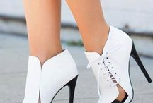 Let the shoes do the talking