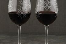 Wine Glass Etching/Painting