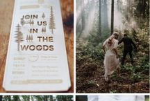 Forests wedding