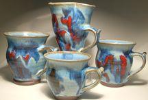 handmade pottery mugs uk