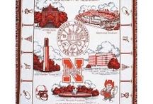 Nebraska Cornhuskers. / by Teri Ann Duffy