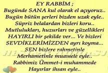 SABAH  mesajı
