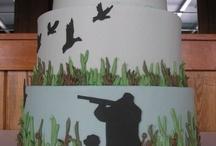 Duck Hunting Cake 1