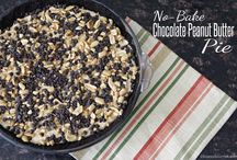 All about Pies & layered desserts / Pies, layered desserts in a pan