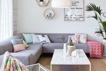 Scandi Style / Scandi style living. From total room make overs to soft furnishings and simple ideas for the best scandi style and minimalist look
