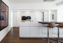 Minimal kitchen installation