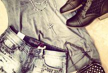 Rocker chic Summer 2014 / Fashion