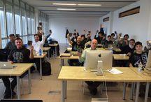 Foto dei Nostri Corsi / le foto dei corsi Objective C per aspiranti sviluppatori iOS