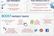 Pinterest / by Social Media Easy