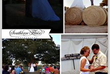 Wedding Hightlights! / Sneak Peaks at recent wedding we have done. / by Southern Flair Photography