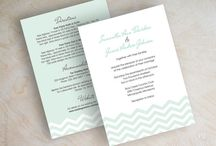 Wedding Invitation Ideas / Shayna and Sally can share ideas about wedding invites