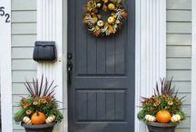 Front doors & entry / by Du Bois Design