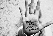 Inspiration/Motivation / by Vicky Maier