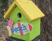 PRAIA BIRD HOUSE.