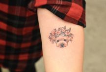 Tattoos of Dogs