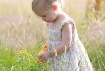 Kids outdoor photography
