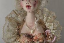скульптурные куклы