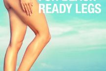 Fitness: Legs & Booty / by Allie Raisbeck