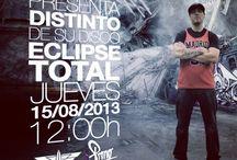 """VIDEOCLIPS / El próximo dia 15 de Agosto es la fecha para el lanzamiento del videoclip """"Distinto"""" perteneciente a """"Eclipse Total"""" el último disco del mc madrikeño Eup"""