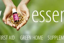 Home Remedies & Essential Oils / by Melody Loewen