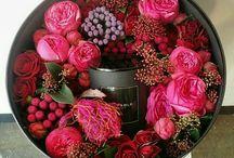 Květinový dárek