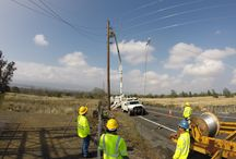 In the Field / Our hardworking crews from Hawaiian Electric, Maui Electric, and Hawaii Electric Light out in the field, serving our customers.