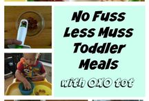 Choose Your Own Adventure / Road trips, airplanes and summer staycations with OXO Tot!