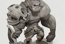 Orc reference