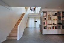 Vloer huiskamer