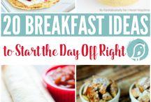 Breakfasts for School Days
