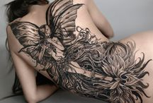 Winged Ink / by Sophie Graham