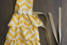 Aprons to covet (but probably never wear) / Dress up & bake! www.bisousweet.com