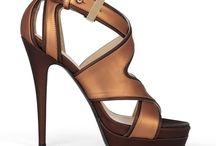 """Heels, sandals, sneakers, boots"""""""